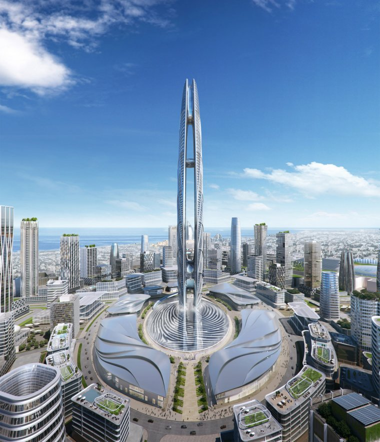 Dubai Jumeirah skyline is about to change