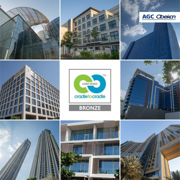 AGC Obeikan Glass obtains Cradle to Cradle certificate